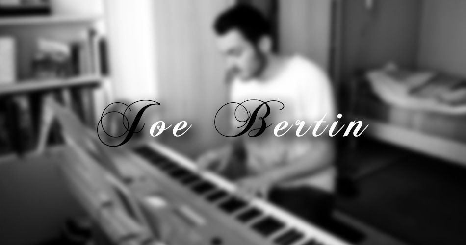 Chaine Youtube Joe Bertin